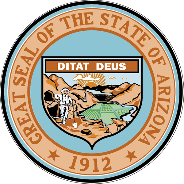 great seal of arizona arizona secretary of state