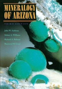 Minerals and Gems of Arizona raymond grant