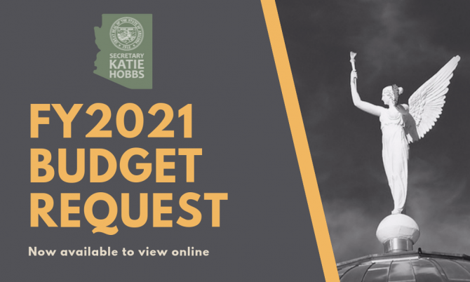 sos fy2021 budget request